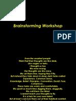 Brain Storming 1