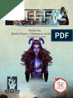 Alessia Promo PDF - Taela Liu Champion of the Mind