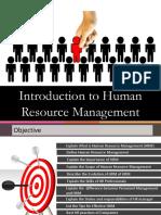 Human Resource Management (Preeti)