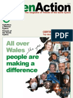 2010 Green Action Magazine, Friends of the Earth Cymru