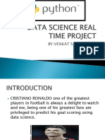 Data Science Cr7