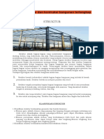 Definisi Struktur Dan Kontruksi Bangunan Terlengkap