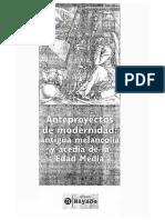 Theunissen Michael -  Antigua Melancolia Y Acedia de La Edad Media