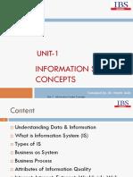 ISM Unit-1