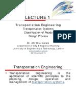 Lect 1_Transportation Engineering
