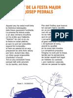 Tercer relat de Josep Pedrals