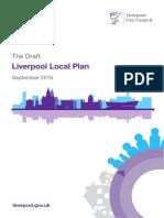 Draft LP Local Plan September 2016