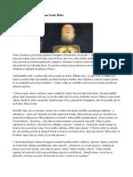 Starec Porfyrios – Život Na Svaté Hoře