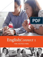 english connect 1 instructor