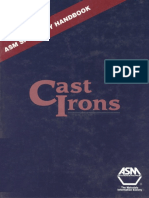 ASM - Specialty Handbook, Cast Irons