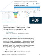 Charts in Oracle Visual Builder