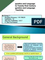 Group 1 Applied Linguistics