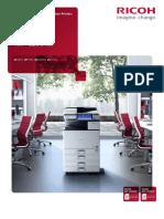 Mp C2004 Brochure
