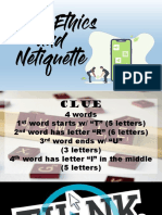 PPT 5 Online Safety Security Ethics and Netiquette