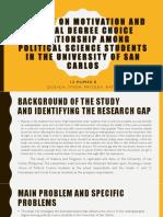 Research Porposal -