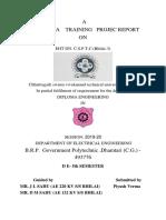 Piyush Report