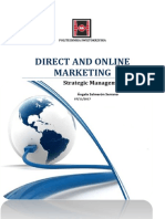 Direct and Online Marketing New