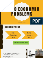 Basic Economic Problems