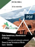 Revista Revitalia 2 Edición