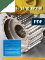 Trends in Industrial Gear Oil