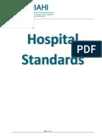 CBAHI SAUDI ARABIA HOSPITAL STANDARDS