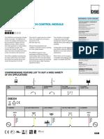 Dse334 Data Sheet (Usa)