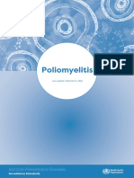 WHO SurveillanceVaccinePreventable 18 Polio R2