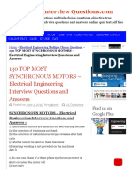 Synhronous Motor Question top most 130.pdf