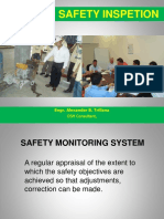 Planned Safety Inspection