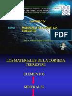 CAPITULO IV MATERIALES DE LA CORTEZA.ppt