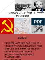 Causes Effects of the Russian Revolution3