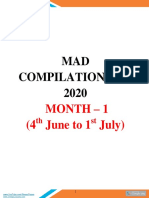 Monthly MAD Compilation 1