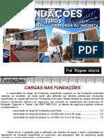 Fd 03 Aula Cargas Nas Fundações