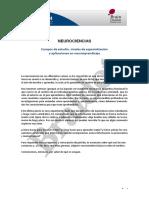 1. Paper Neurociencias. Especialización y aplicaciones. Braidot N.