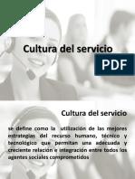 Cultura Del Servicio