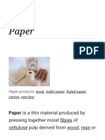 Paper - Wikipedia