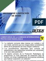IX Sistema de Limitacion de Dosis
