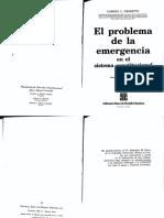 Negretto_El Esquema Teórico