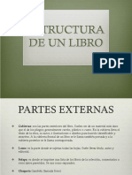 1.-Estructura de Un Libro