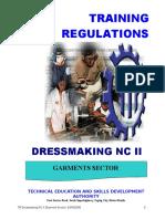 TR- Dressmaking (Casual) NC II.doc