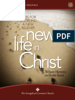 New Life in Christ by Wilson Herrera