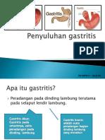 262741044 Penyuluhan Gastritis