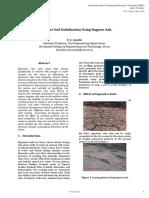 Expansive Soil Stabilization Using Bagasse Ash IJERTV1IS5083