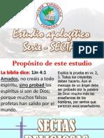 Estudio Sectas Religiosas 1