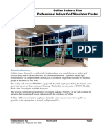 Golffun Business Plan
