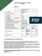 Finanzas Basicas UCE FCE