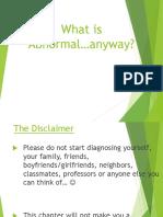 Abnormal-Behaviors1.ppt