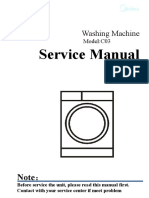 Service Manual Samsung Wak914wm16