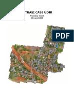 Report Cabe Udik - Agisoft