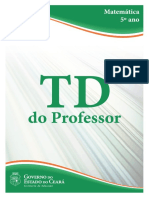 Td Do Professor 5anomt